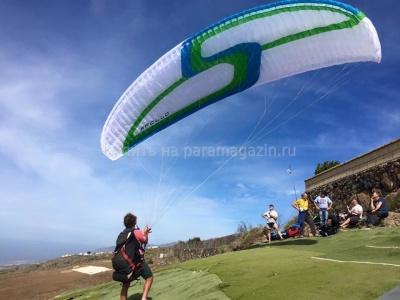 Параплан Sky Paragliders APOLLO (EN В) по России
